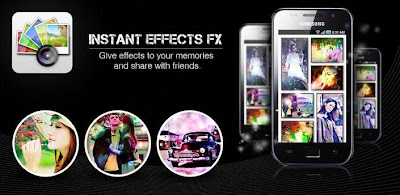 Download Instant Effects FX apk Aplikasi Edit Foto Android