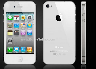 Spesifikasi iPhone 4S 32GB