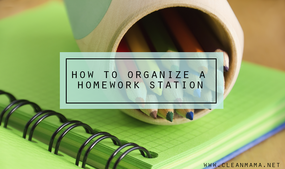 How to be efficient with homework