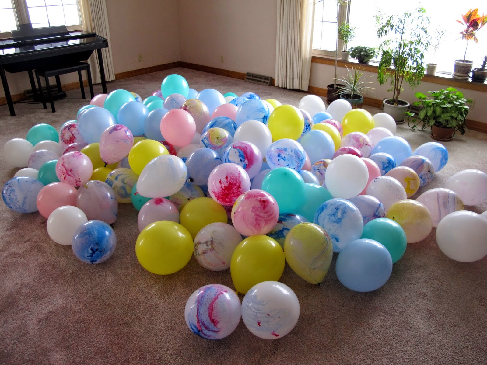 Stella's Balloon Collection