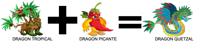 como sacar al dragon quetzal en dragon city