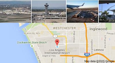 Aeropuerto Internacional de Los Ángeles - Información de las Terminales, Aerolíneas, Puertas e Instalaciones
