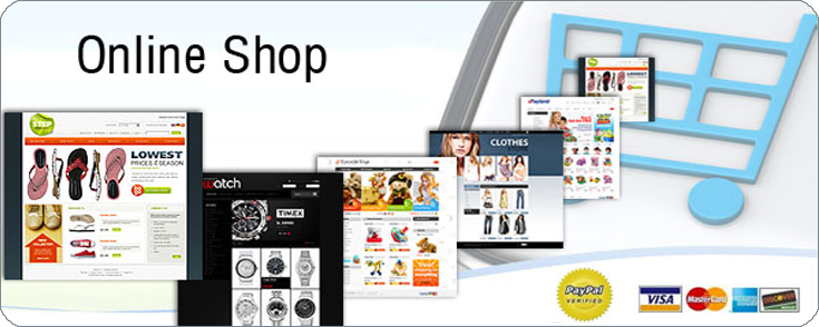 Pics for online shopping banner png for Online store for shopping
