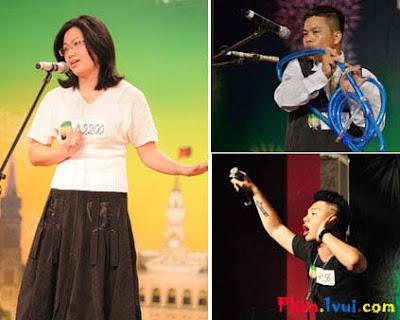 Vietnam's Got Talent – Tìm Kiếm Tài Năng [Bán Kết 7 - 15/4/2012] VTV3 Online