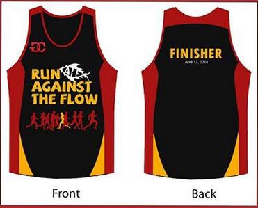Run Against the Flow | April 12, @Club Manila East, Taytay, Rizal