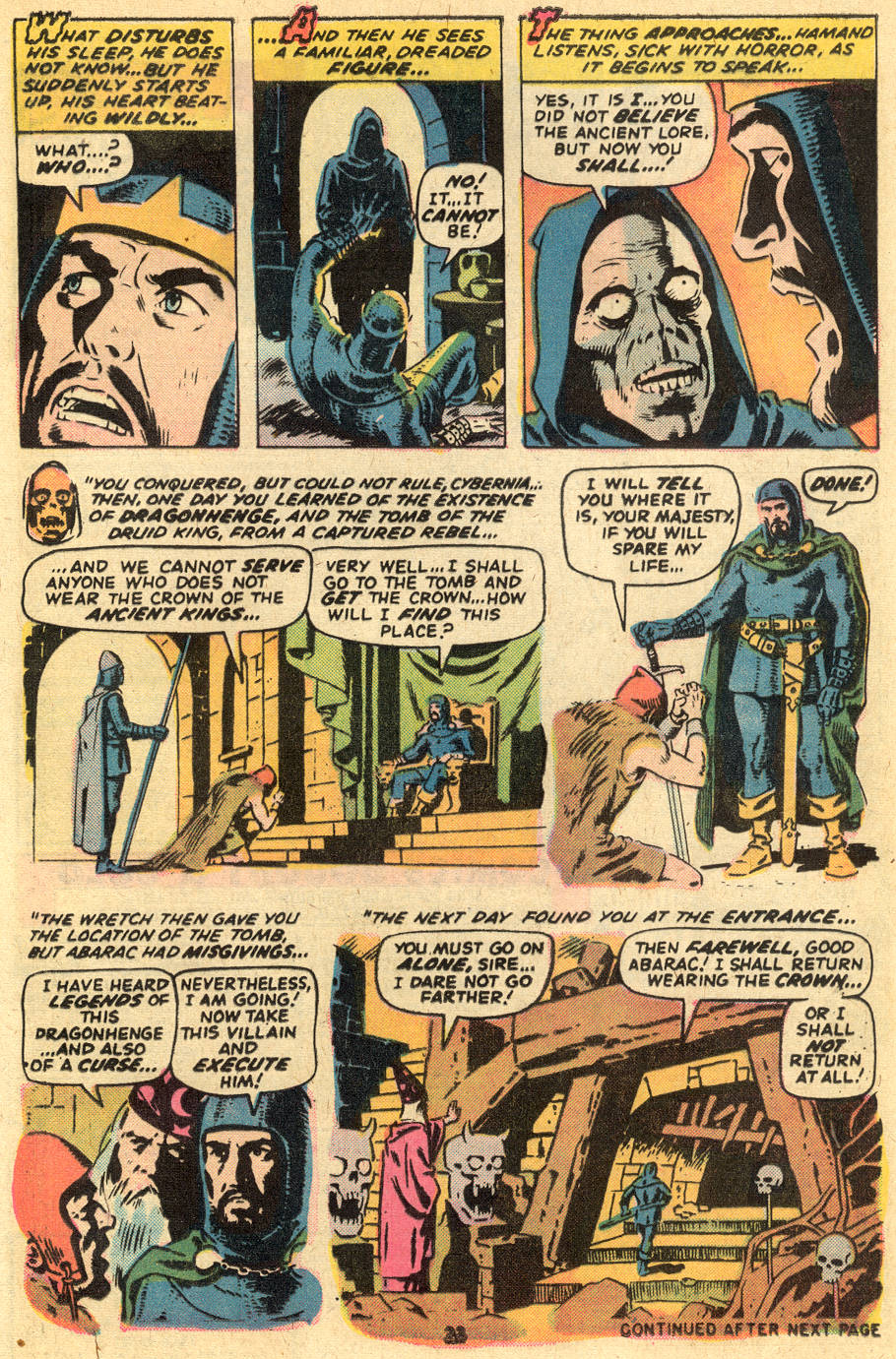 Conan the Barbarian (1970) Issue #47 #59 - English 12