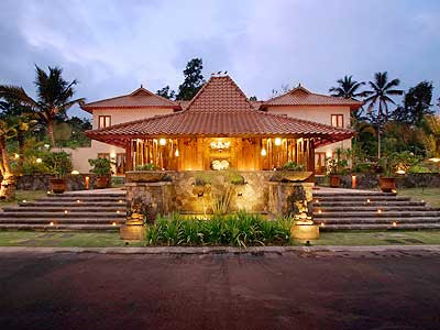 joglo house architecture from central java indonesia