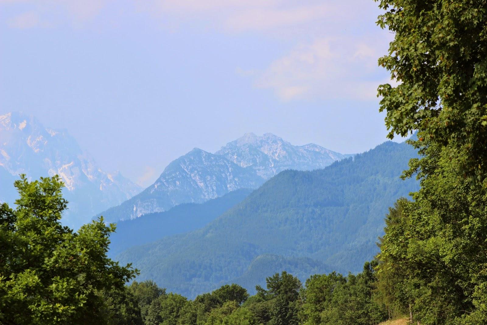 Alpy bawarskie