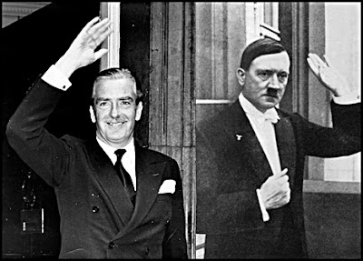 Adolf Hitler and Anthony Eden