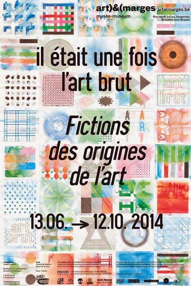 """CRAB: Journée d'étude """"Brut et contemporain. Fictions des origines de l'art"""" ( Bruxelles)"""