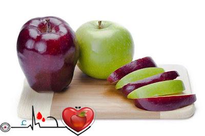 فوائد التفاح العديدة
