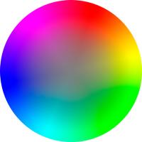 Kode warna HTML/CSS