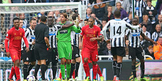 Video Gol Newcastle vs Liverpool 19 OKtober 2013