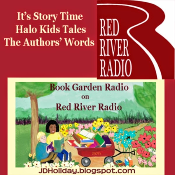 Go to Book Garden Radio at Blog Talk Radio