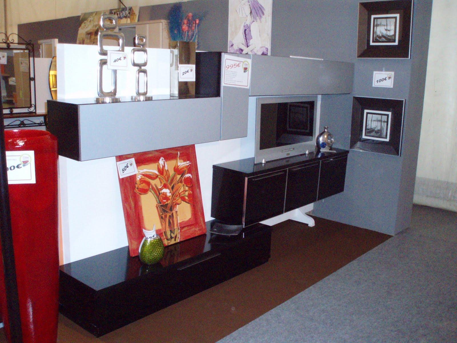 Auxcona muebles iii feria outlet del mueble de n jera for Outlet del mueble