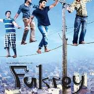 Fukrey-2013 Hindi movie