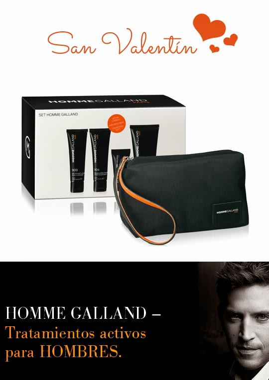 Set Homme de María Galland