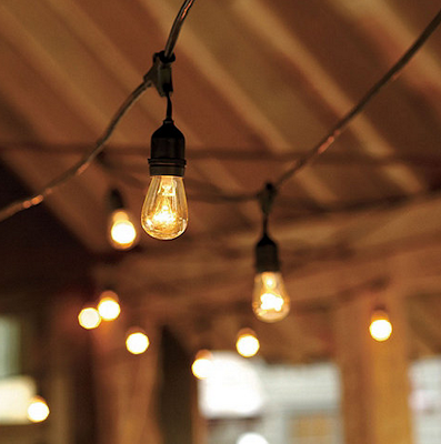 BALLARD DESIGNS VINTAGE STRING LIGHTS