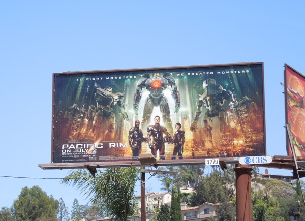 Pacific Rim billboard