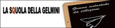 La squola della Gelmini - di Antonio Marcianò - Gemme scolastiche da collezionare