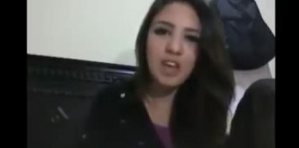 بالفديو : فتاة تسخر من المصطافين الفقراء تثير غضب مواقع التواصل