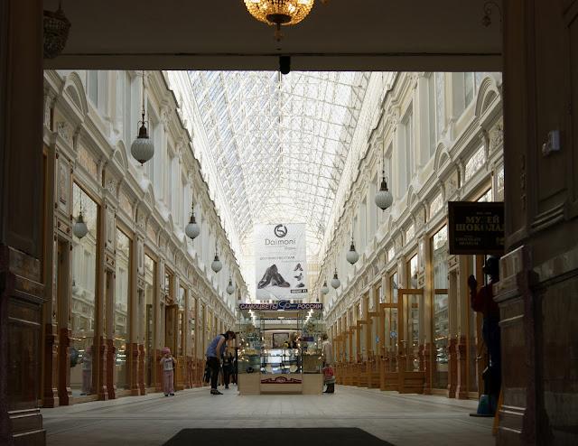 passage San Pietroburgo