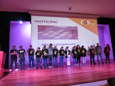 Equipo organización CAS2013