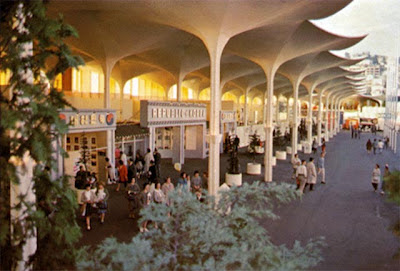 Korean pavilion at Seattle World's Fair 1962