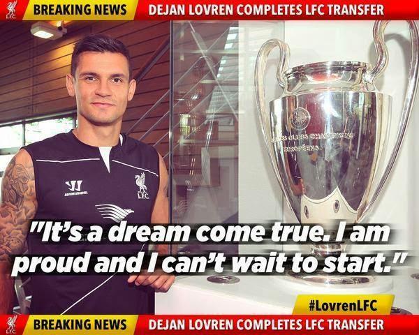 Dejan+Lovren+Liverpool+FC+transfer