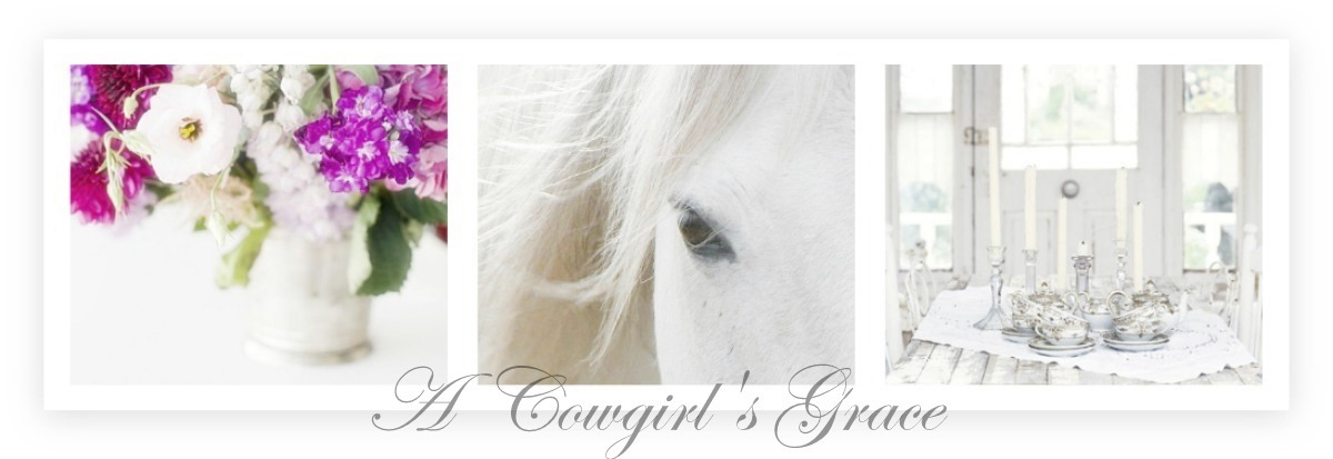 A Cowgirl's Grace