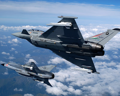 Typhoon Eurofighter Wallpapers