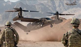 Bell V-280 Valor™ Selected for Army's JMR-TD Program