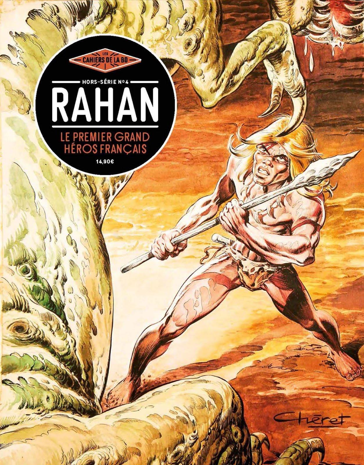 Rahan, le premier grand héros français