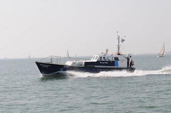 Lanchas de Pilotos - Pilot Boats