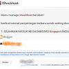 Inilah Cara Setting Domain Blogspot Idwebhost Di Halaman Member Baru
