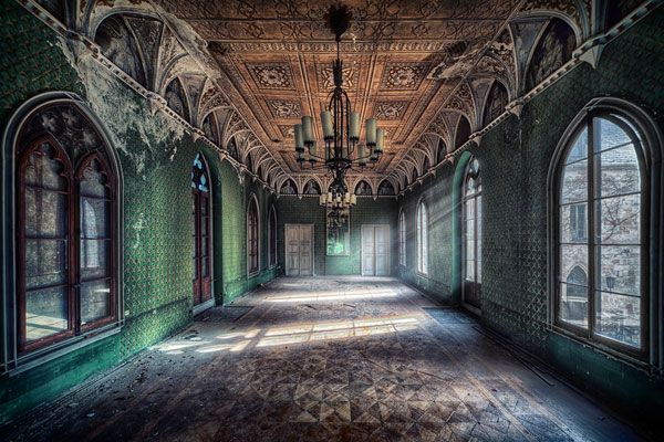 Abandoned Buildings Photos By Matthias Haker