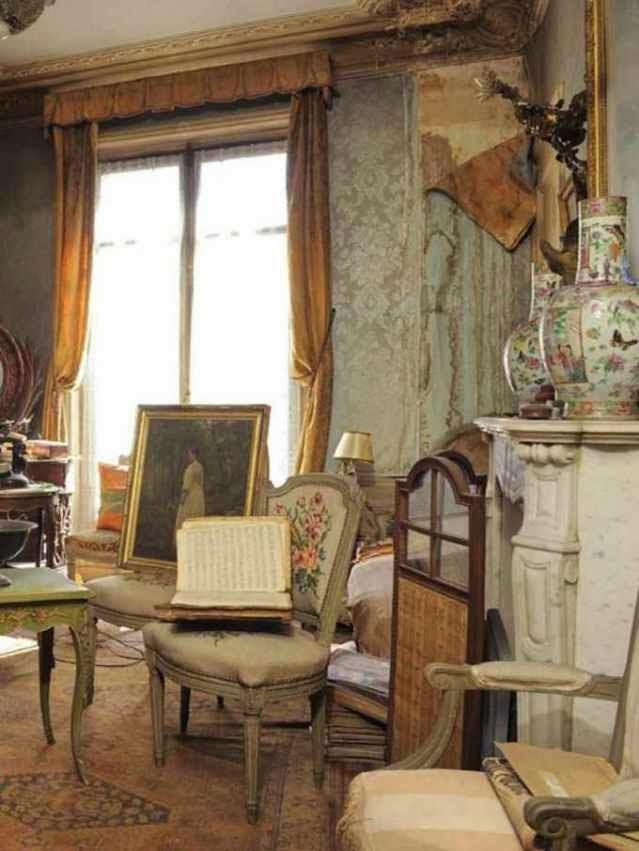 Abren piso cerrado en París 70 años