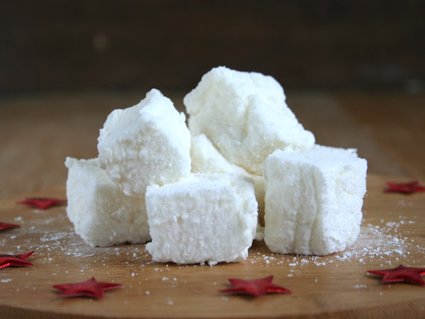 Homemade Corn Syrup-Free Marshmallows