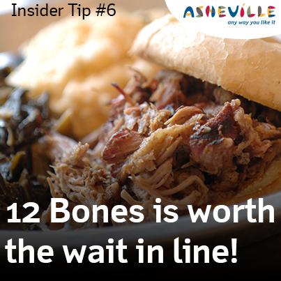 Asheville Insider Tip: 12 Bones Smokehouse