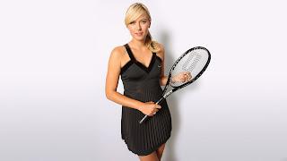 Maria Yuryevna Sharapova Tennis Wallpaper