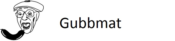 Gubbmat