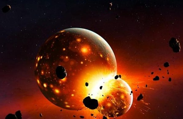 Sejarah Proses Terbentuknya Bumi