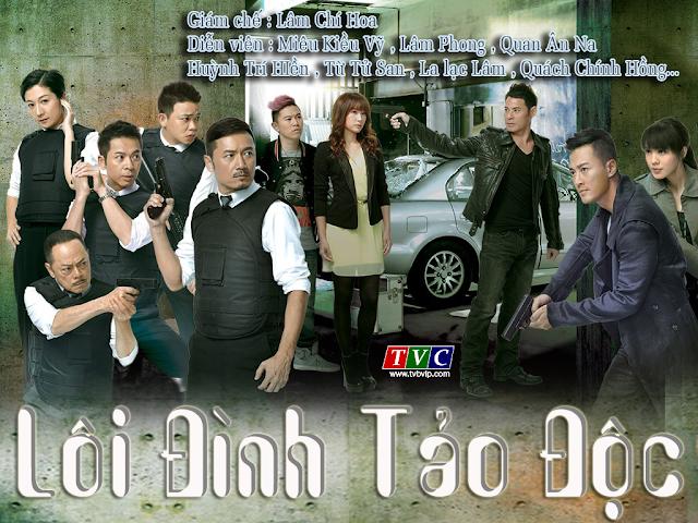 Lôi Đình Tảo Độc - Highs And Lows (TVB HD 2012)