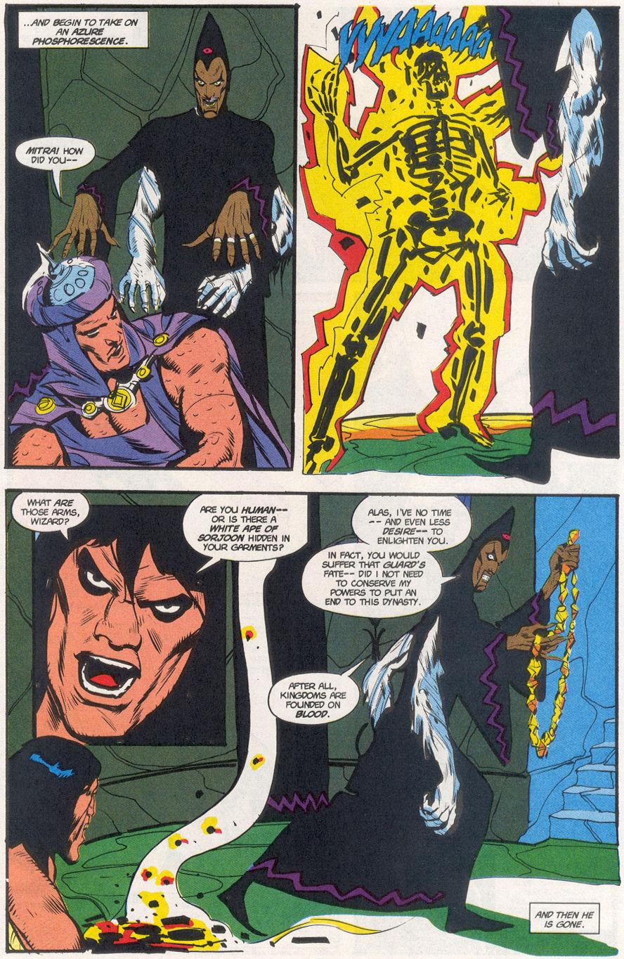 Conan the Barbarian (1970) Issue #265 #277 - English 12