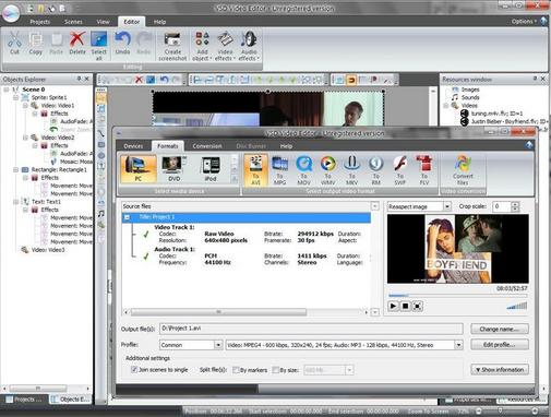 Download Software VSDC Free Video Editor | Mengedit Video