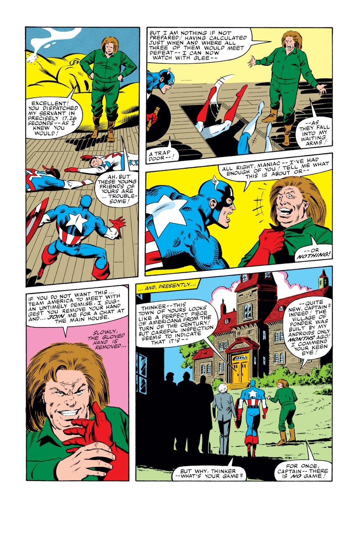 Captain America (1968) Issue #269 #185 - English 17