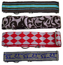 Buy gorgeous greyhound martingale collars and leads for your greyhound