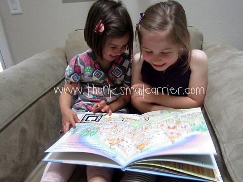 Popar Toys princess book