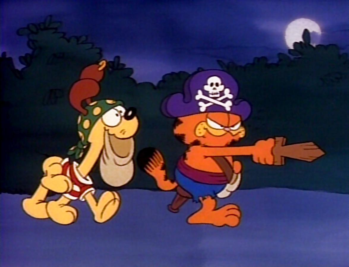 tis the season garfields halloween adventure
