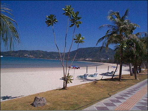Travel to Patong Beach Phuket
